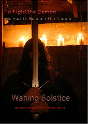 Waning Solstice (Old Version) DVD Image