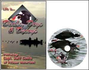 Ducks, Dogs And Decoys: Life Is DVD Image