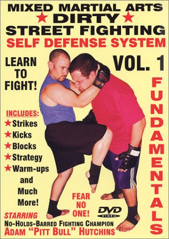 Dirty Street Fighting: Self Defense System, Vol. 1 DVD Image