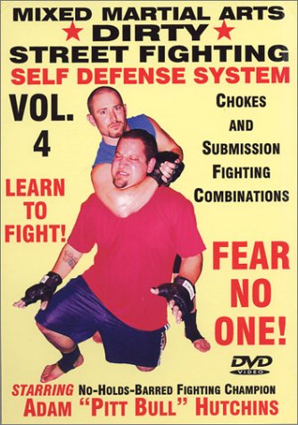 Dirty Street Fighting: Self Defense System, Vol. 4 DVD Image