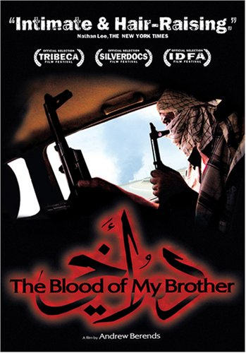Blood Of My Brother: A Story Of Death In Iraq DVD Image