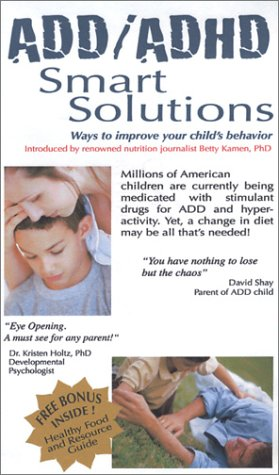 ADD/ADHD: Smart Solutions DVD Image