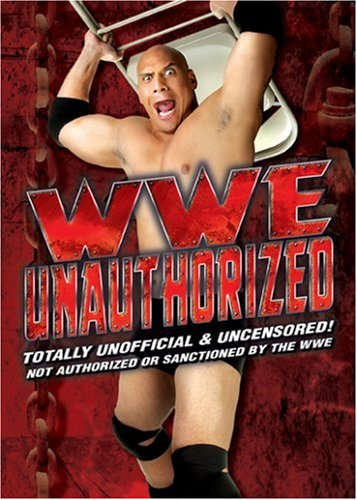 WWE Unauthorized (Crystal Entertainment) DVD Image