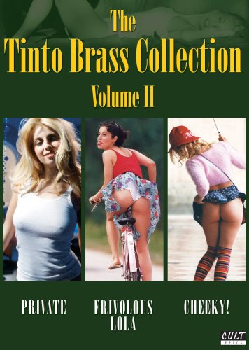 Tinto Brass Collection, Vol. 2: Private (2003) / Frivolous Lola / Cheeky! DVD Image