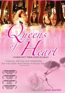 Queens Of Heart: Community Therapists In Drag DVD Image