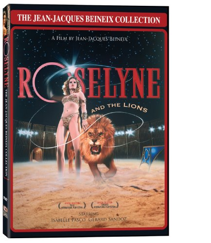Roselyne And The Lions DVD Image