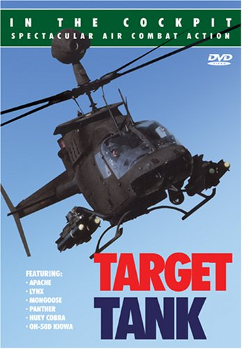 In The Cockpit: Target Tank DVD Image
