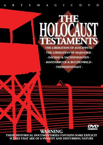 Holocaust Testaments (5-Disc) DVD Image