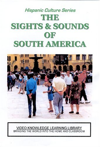 Hispanic Culture: The Sights And Sounds Of South America DVD Image