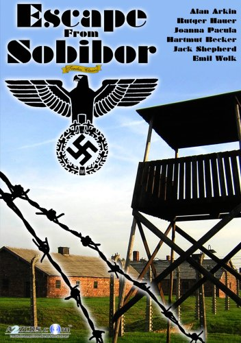 Escape From Sobibor (A2ZCDS) DVD Image