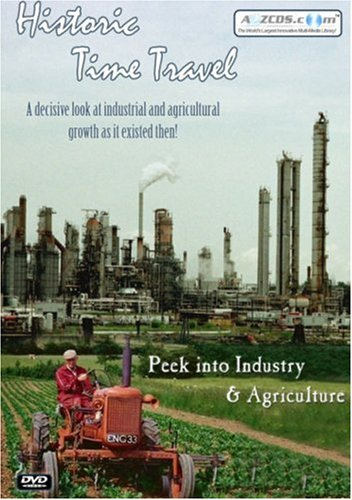 Peek Into Industry & Agriculture DVD Image