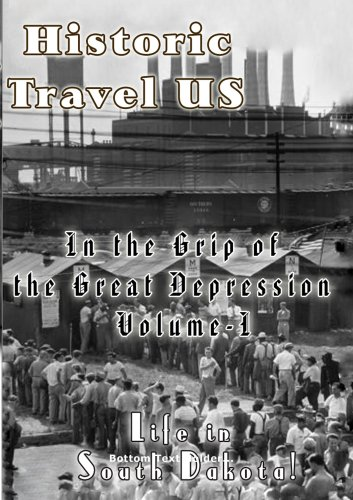 Historic Travel US: In The Grip Of The Great Depression, Vol. I (2-Disc) DVD Image