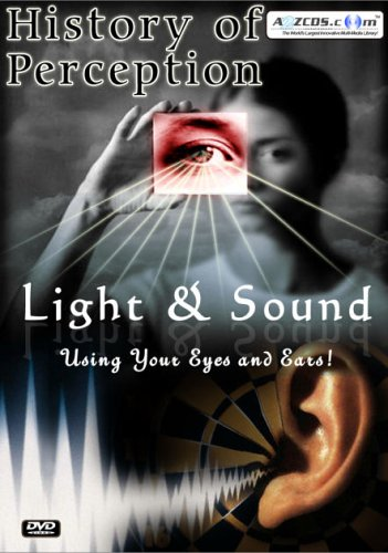History Of Perception: Light & Sound DVD Image