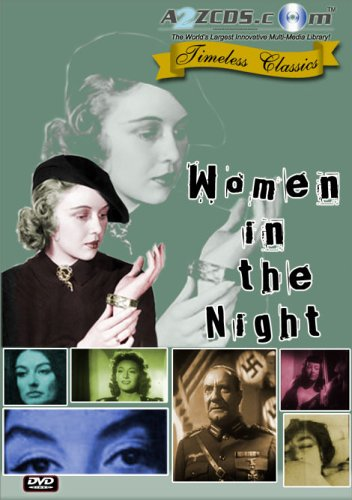 Women In The Night DVD Image