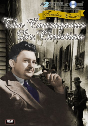 Courageous Dr. Christian (A2ZCDS) DVD Image