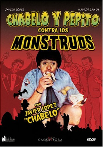 Chabelo Y Pepito, Detectives (a.k.a. Chabelo And Pepito, The Detectives) DVD Image