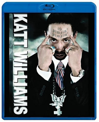 Katt Williams: It's Pimpin' Pimpin' (Blu-ray) DVD Image