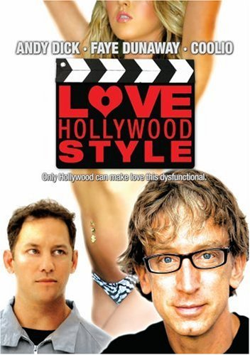 Love Hollywood Style DVD Image