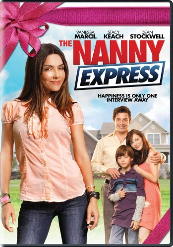 The Nanny Express DVD Image