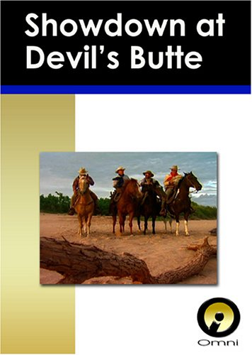 Showdown At Devil's Butte (CustomFlix) DVD Image