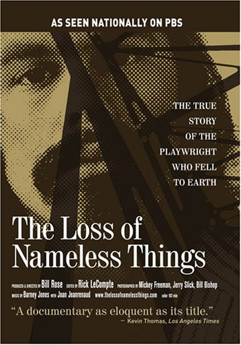 Loss Of Nameless Things (CustomFlix/ Director's Cut) DVD Image