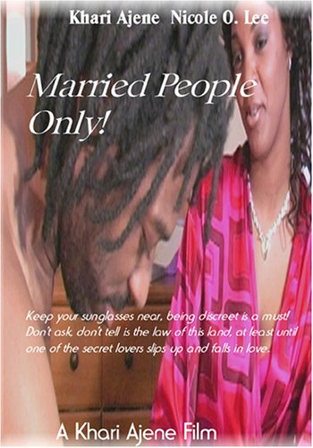 Married People Only! DVD Image