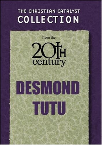 Christian Catalyst Collection: Desmond Tutu DVD Image
