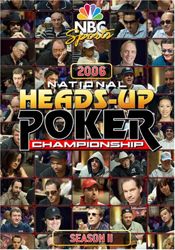 National Heads-Up Poker Championship, Session II DVD Image