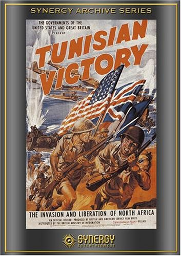 Tunisian Victory DVD Image