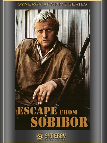 Escape From Sobibor (Synergy Entertainment/ Cover Title: Escape From Sorbibor [sic]) DVD Image