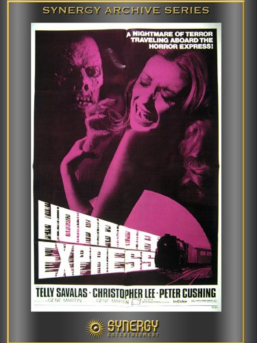 Horror Express (Synergy Entertainment) DVD Image