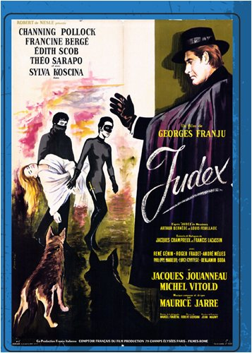 Judex (1963/ On Demand DVD-R) DVD Image
