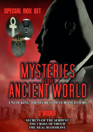 Mysteries Of The Ancient World (UNK/ Reality Entertainment/ Special Edition/ 3-Disc) DVD Image
