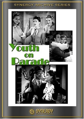Youth On Parade DVD Image