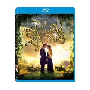 The Princess Bride 25th Anniversary Edition (Blu-ray + DVD) DVD Image
