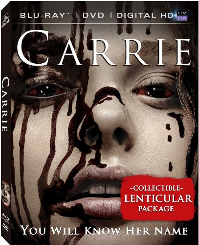 Carrie [Blu-ray] DVD Image