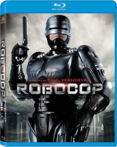 Robocop 4K Remastered Edition [Blu-ray] DVD Image