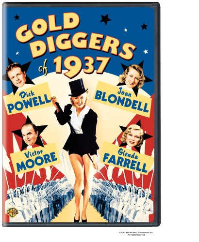 Gold Diggers Of 1937 DVD Image