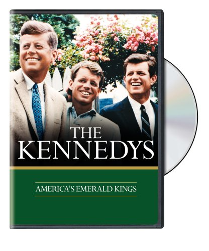 Kennedys: America's Emerald Kings DVD Image
