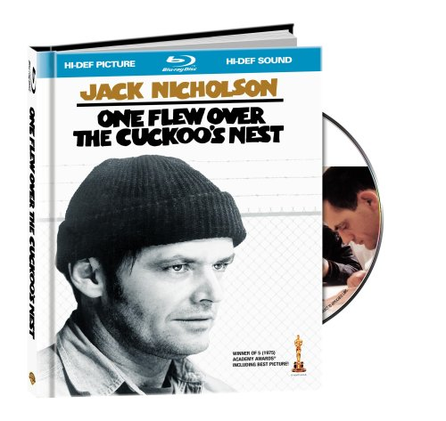 One Flew Over The Cuckoo's Nest (Special Edition/ Blu-ray) DVD Image