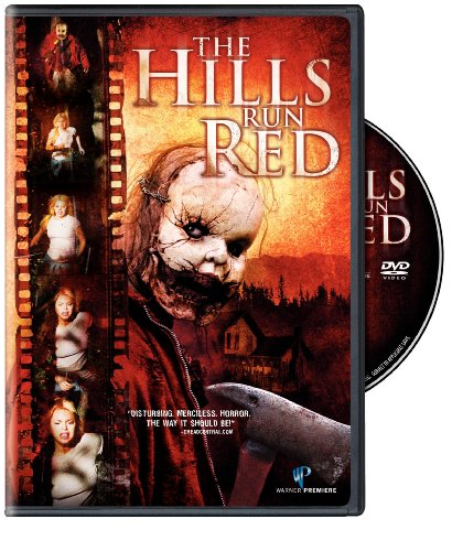 The Hills Run Red DVD Image