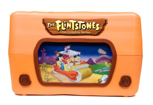 Flintstones: The Complete 1st - 6th Seasons: The Complete Series DVD Image