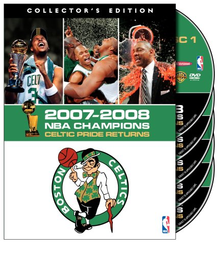 NBA: NBA Champions 2007-2008 (Special Edition) DVD Image