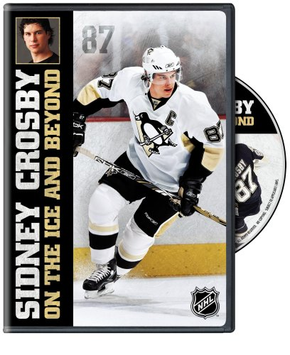 NHL: Sidney Crosby On The Ice And Beyond DVD Image