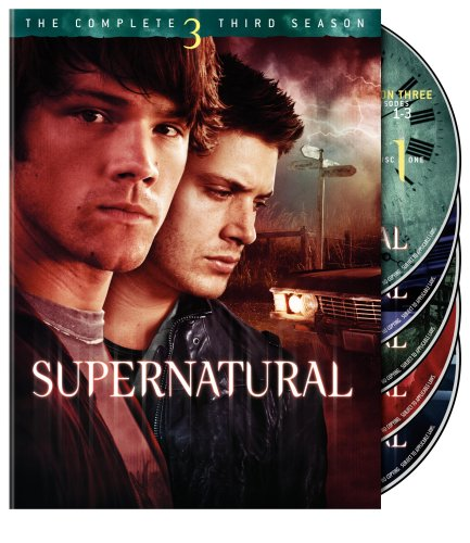 Supernatural: The Complete 3rd Season DVD Image