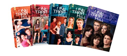 One Tree Hill: The Complete 1st - 5th Seasons DVD Image