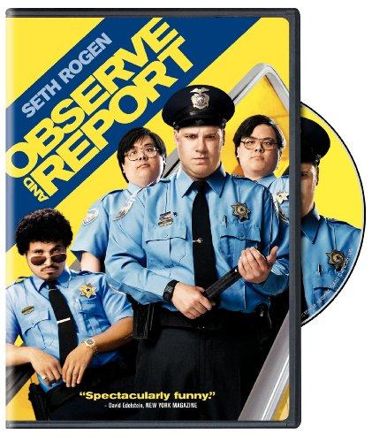 Observe and Report DVD Image
