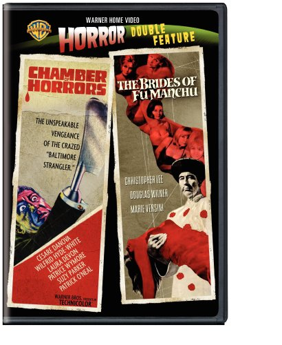 Chamber of Horrors/Brides of Fu Manchu DVD Image