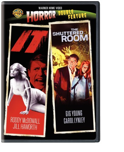 It (1966) / The Shuttered Room (Horror Double Feature) DVD Image
