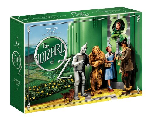 The Wizard of Oz (70th Anniversary Ultimate Collector's Edition) DVD Image